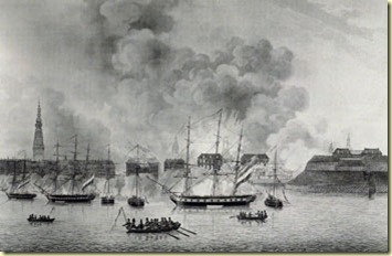 Bombardement d'Anvers
